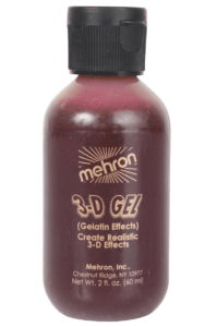 mehron 3d blood gel