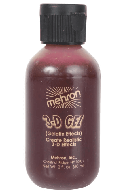 mehron 3d blood gel
