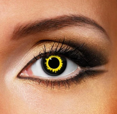 Wolf Eye Fusion Contact Lens One Day Use