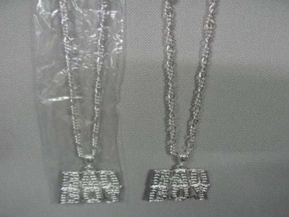Bad Boy Necklace