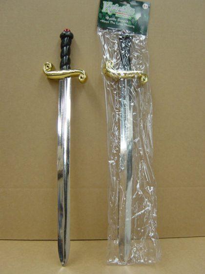 Battle, Knights, Gladiator Swords 62cm