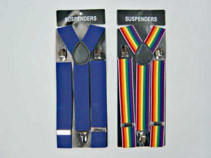 Braces & Suspender Blue