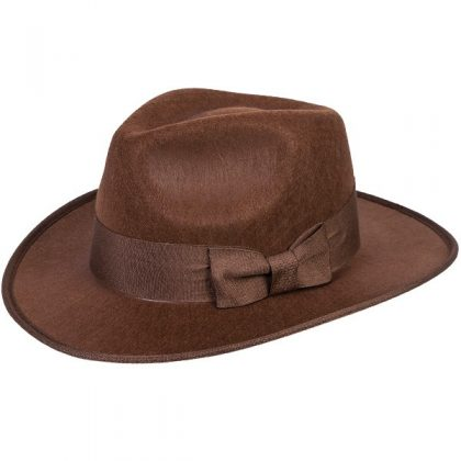 Brown Adventure Hat (Indiana Jones)