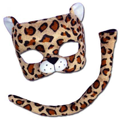 Deluxe Animal Set - Leopard