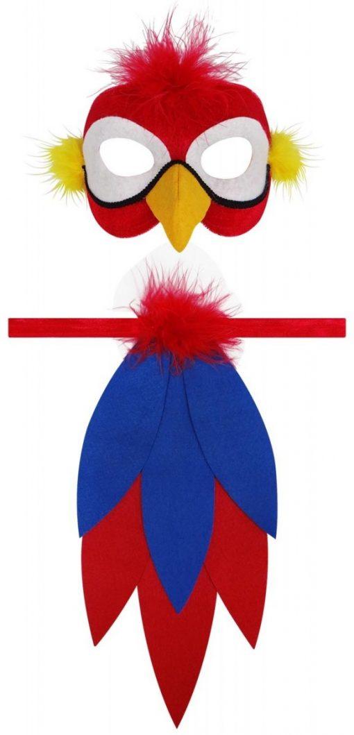 Deluxe Animal Set - Parrot