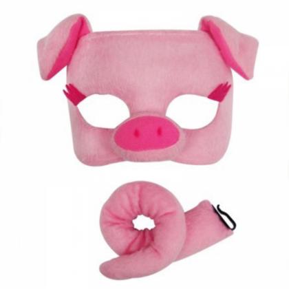 Deluxe Animal Set - Pig