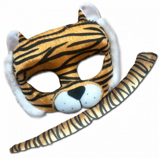 Deluxe Animal Set - Tiger