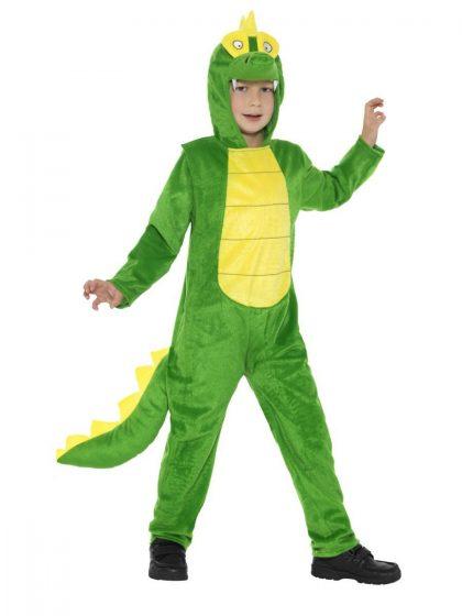 Deluxe Crocodile Costume