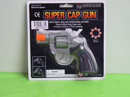 Detective Cap Gun 13CM
