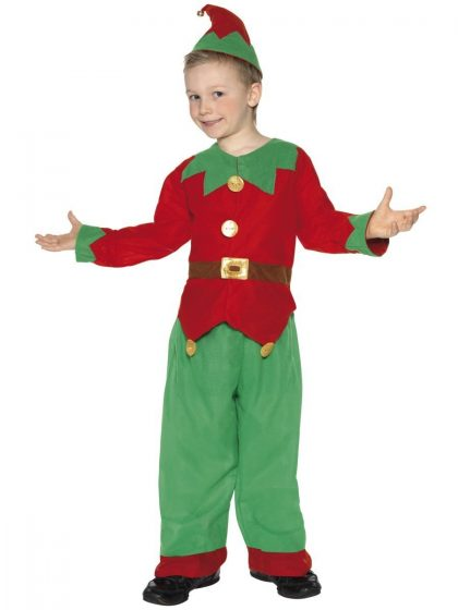 Elf Costume, Child