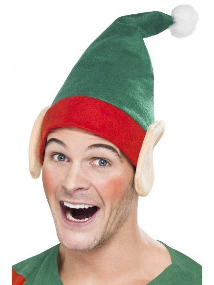 Elf Hat, Green