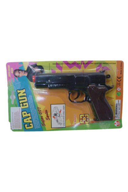 Cap gun police