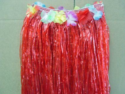 Hawaii Grass Skirt Long 80cm