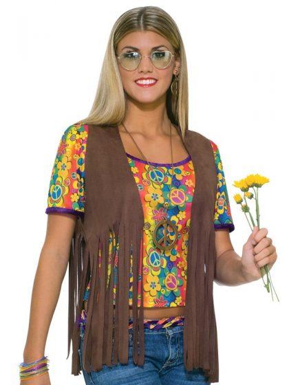 Hippie Vest Female
