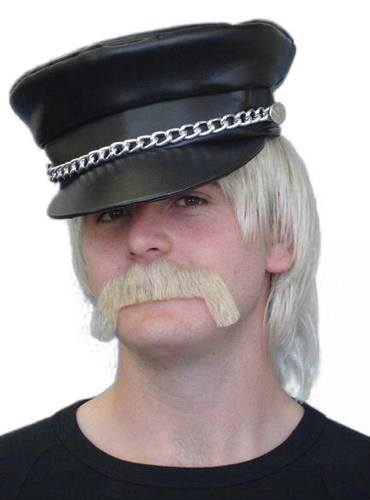 Moustache - Blonde 'Merv'