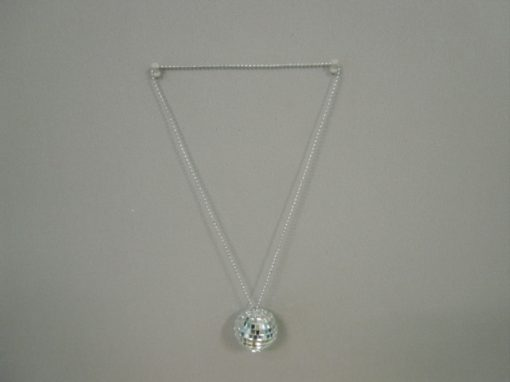 NECKLACE DISCO BALL
