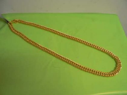 Nacklace Gold Chain Long