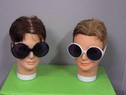 Round 60s Glasses