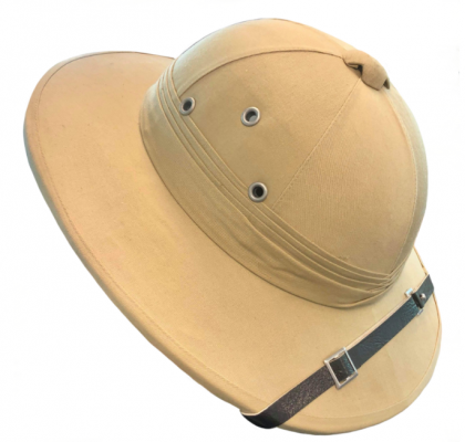 Safari Pith Helmet