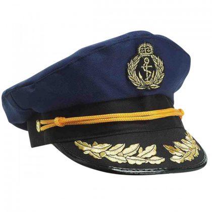 Sailor Captain Navy Hat
