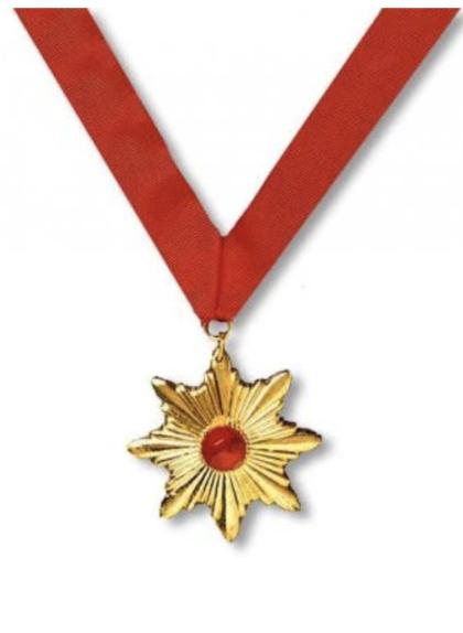 Draculas medallion
