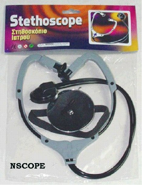 Stethoscope - Toy