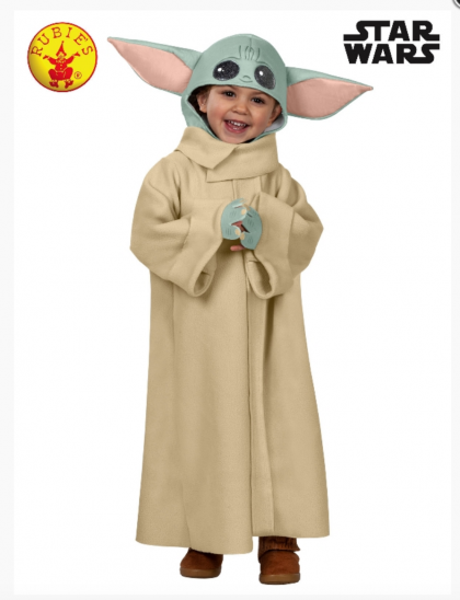 Baby Yoda the child costume