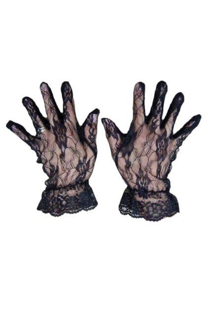 Full Lace Gloves black