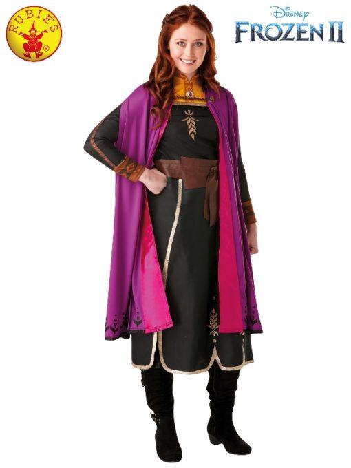 Frozen 2 Anna costume