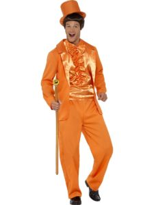 dumb and dumber costume orange