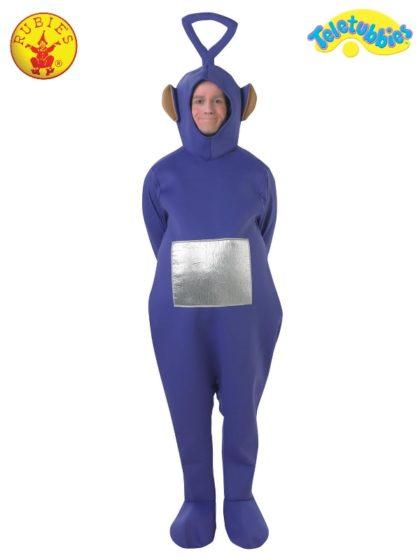 Tinky winky teletubbie costume