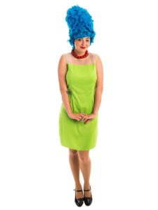 Marg simpson costume