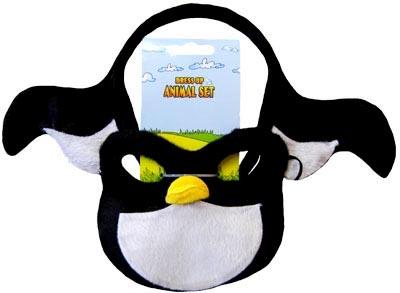 animal mask penguin