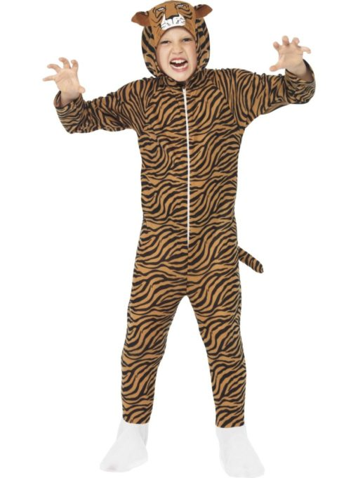 Tiger costume kids
