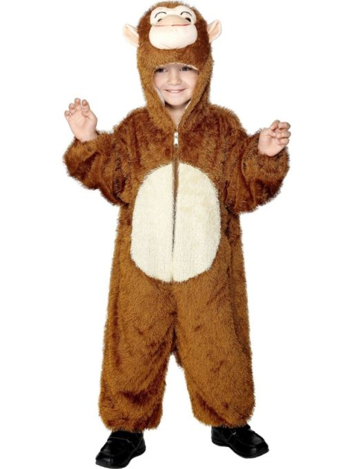 Monkey costume kids
