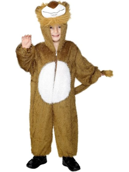 lion costume kids