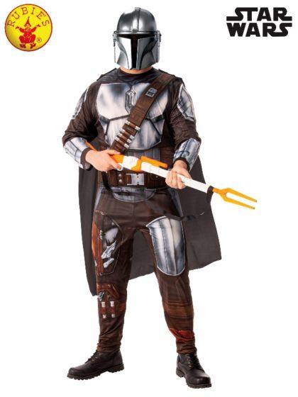 Mandalorian costume adult