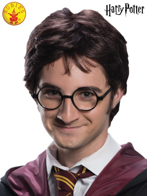 harry potter wig and tattoo kit