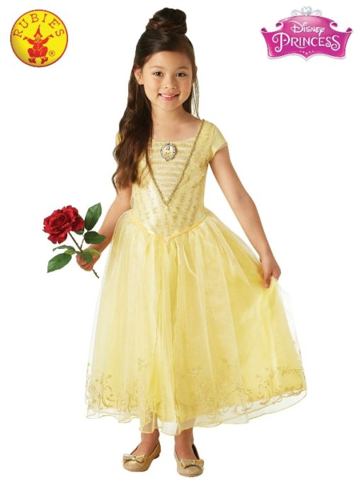 Belle live action deluxe costume