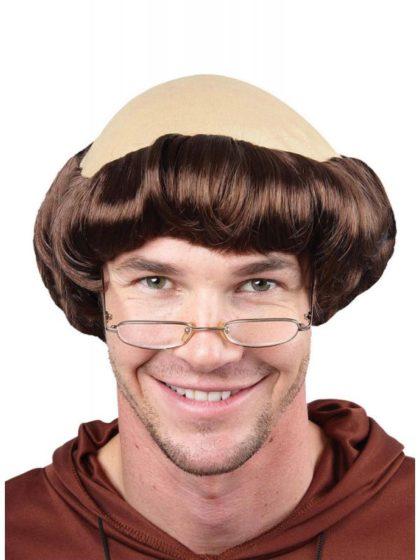 Friar Tuck wig