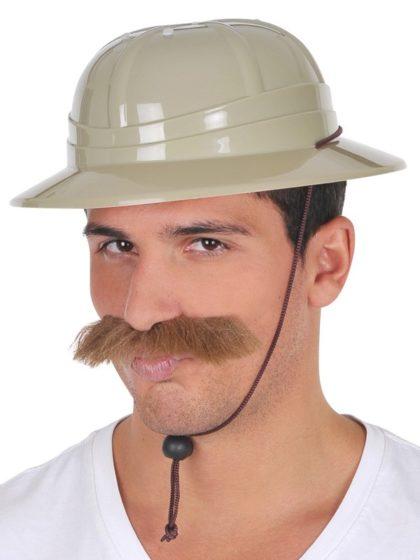 Safari Helmet plastic
