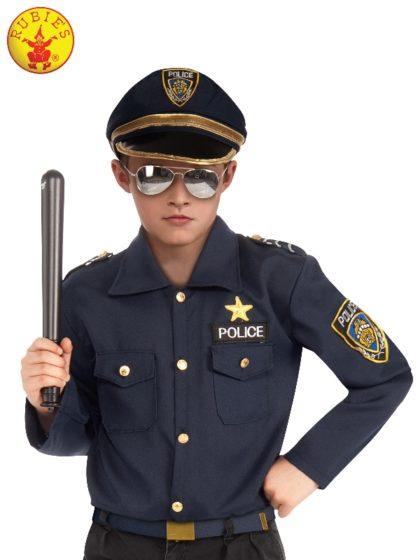 policeman costume child