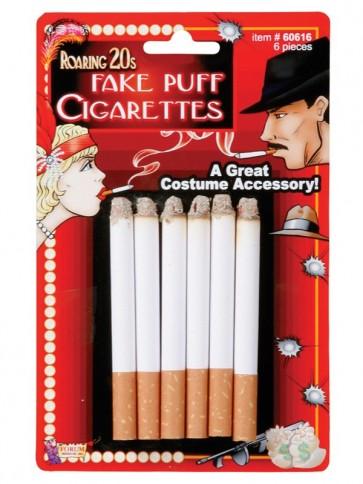 Fake cigarettes prop