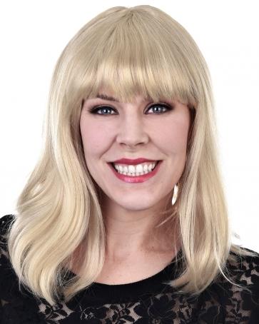 Rachel wig blonde
