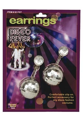 Dsico ball earrings