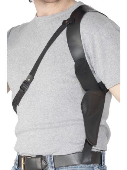Gun shoulder holster