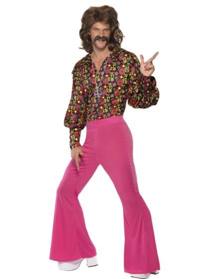 1960s CND slack suit