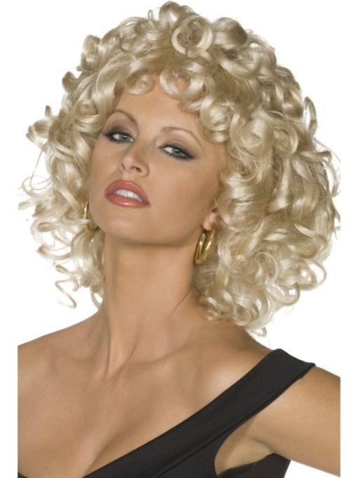 Bad Sandy last scene wig.