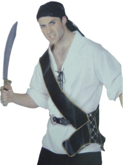 pirate sash accessory