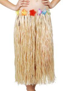 Hawaiian grass skirt